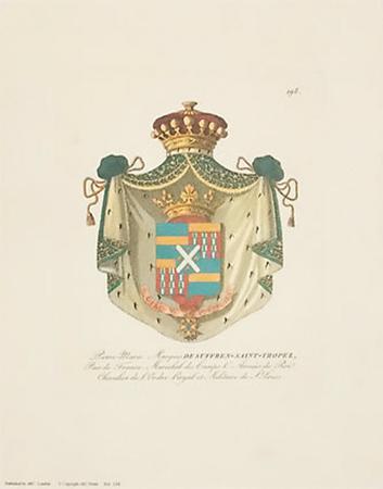 Heraldic Crests