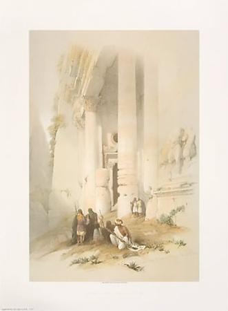 Petra-El Khasne Temple