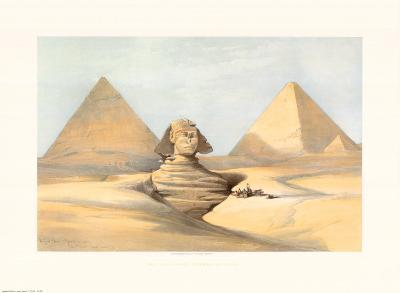 Egypt, Sphinx and Pyramids