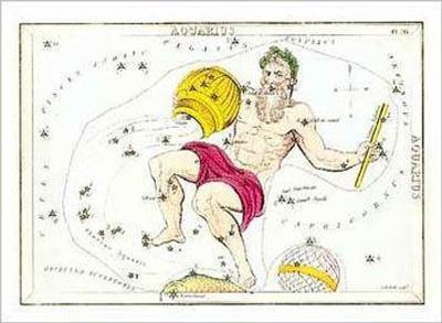 Zodiac Symbols: Aquarius