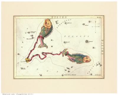 Zodiac Symbols: Pisces