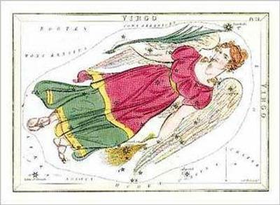 Zodiac Symbols: Virgo