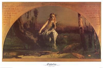 Ophelia, 1851-53