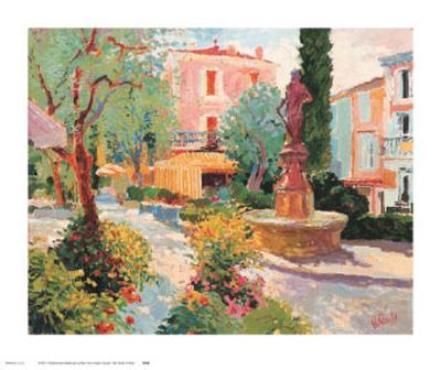 Place Mougins, 1989