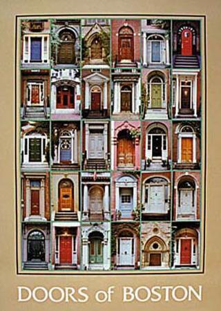 Doors of Boston