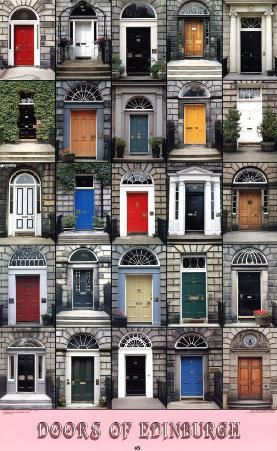 Doors of Edinburgh
