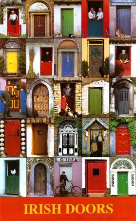 Irish Doors