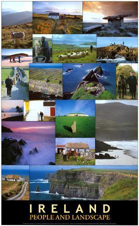 People and Landscapes of Ireland