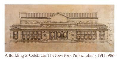 Elevation, The New York Public Library