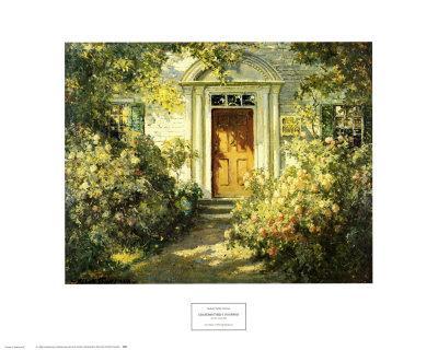 Grandmother's Doorway
