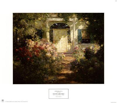 Doorway and Garden