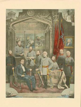 Confederate Commanders