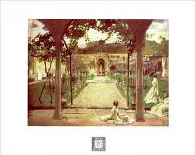Scene in a Garden