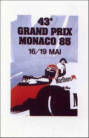 Monaco Grand Prix, 1985