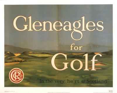 Gleneagles for Golf