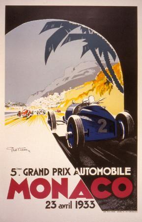 Monaco Grand Prix, 1933