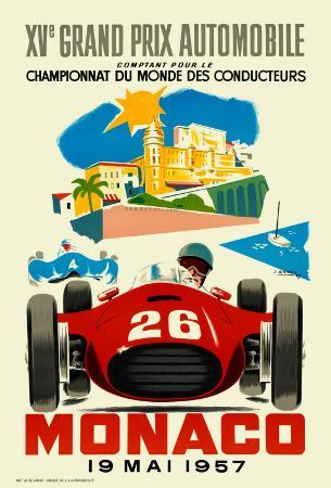 Monaco Grand Prix, 1957
