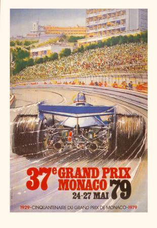 Monaco Grand Prix, 1979