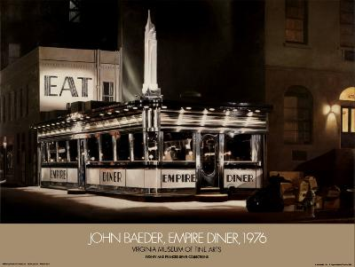 Empire Diner 1976