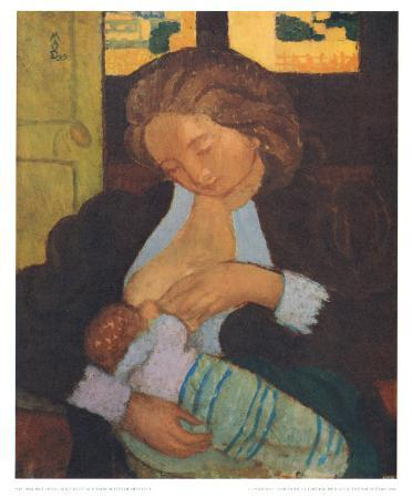 Mother and Child, 1895