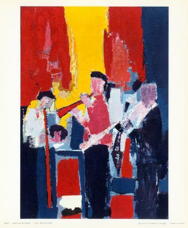 Jazz Musicians, 1952