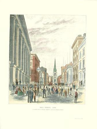 Wall Street 1886