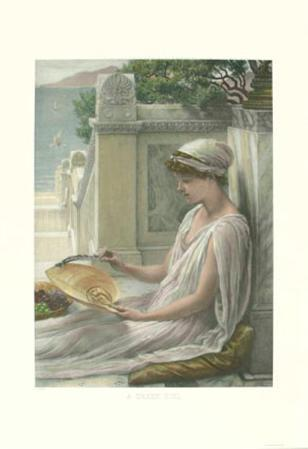 A Greek Girl