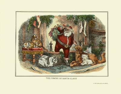 The Coming of Santa Claus