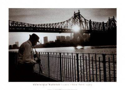 Jazz, New York, 1985