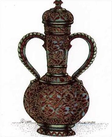 Persian Vessel