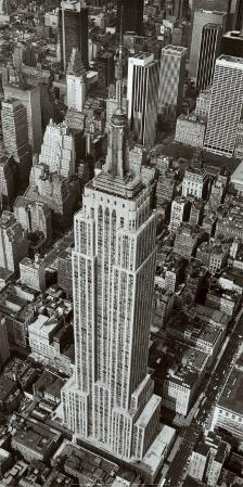 Empire State Building, New York, 1978