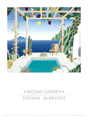 Aegean Garden