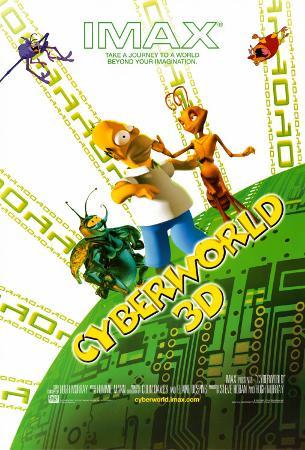 Cyber World 3D