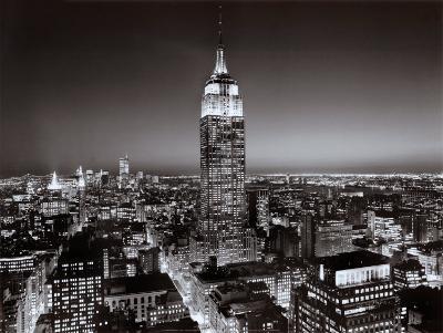 New York, New York, Empire State Building