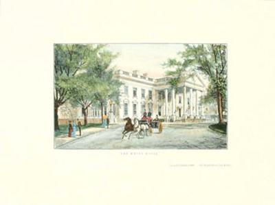 Washington D.C., White House 1891