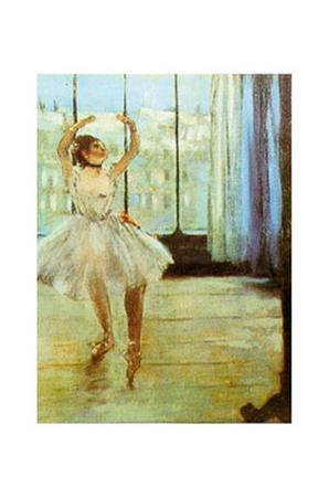 Danseuses a la Fenetre