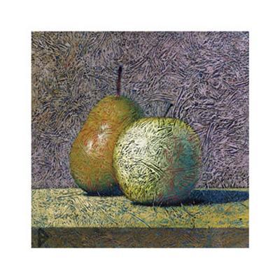 Pear and Apple Study I