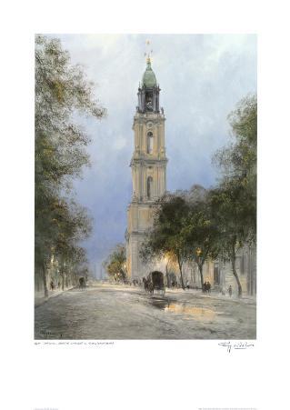Potsdam Breite Strasse &