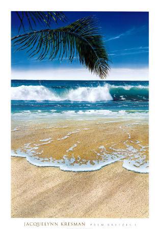 Palm Breezes I