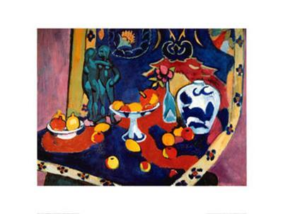 Still Life with Fruit, 1910
