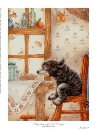 Baby Bear and His Porridge