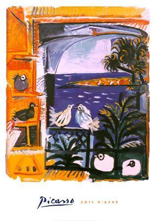 Les Pigeons, c.1957