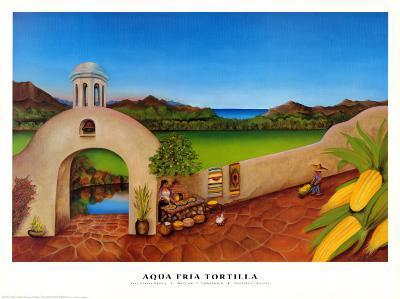Aqua Fria Tortilla