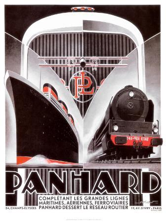 Panhard Lines