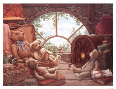 Bears in the Attic