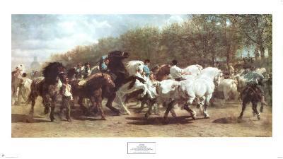The Horse Fair, 1853-55