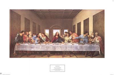 The Last Supper,1497