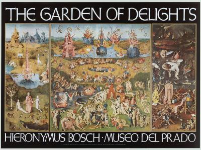 The Garden of Delights c.1480