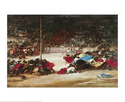 The Bullfight, c.1890/1900