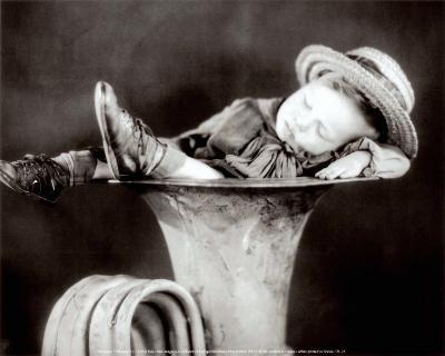 Boy in Tuba